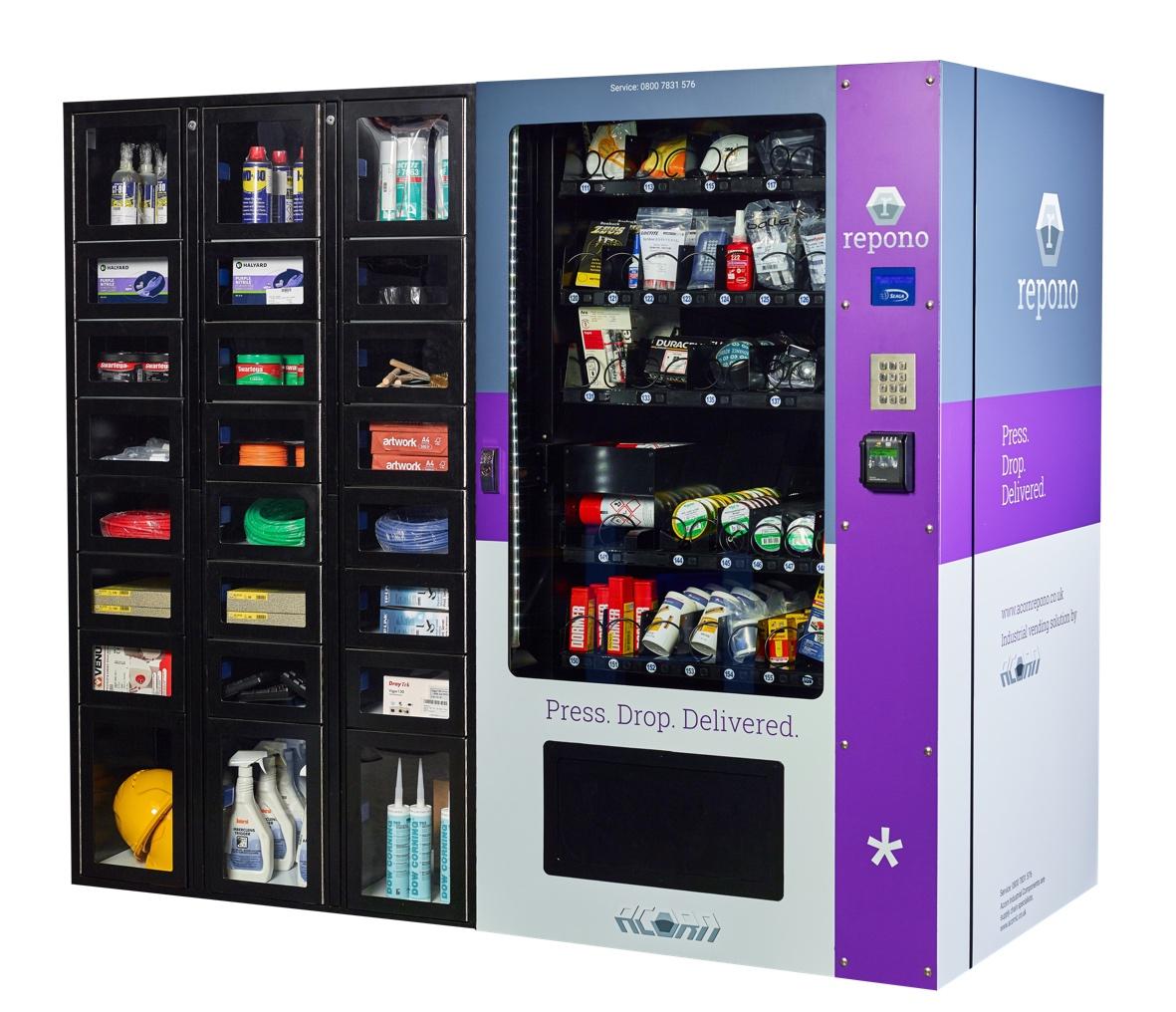 Acorn Repono full locker solution